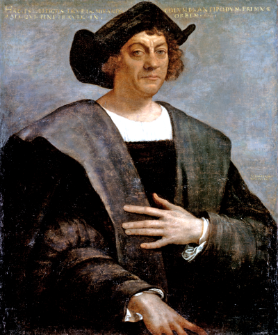 Columb chiar a adus sifilisul în Europa